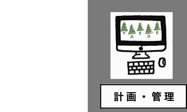 [計画・管理] 株式会社百森 中井・田畑